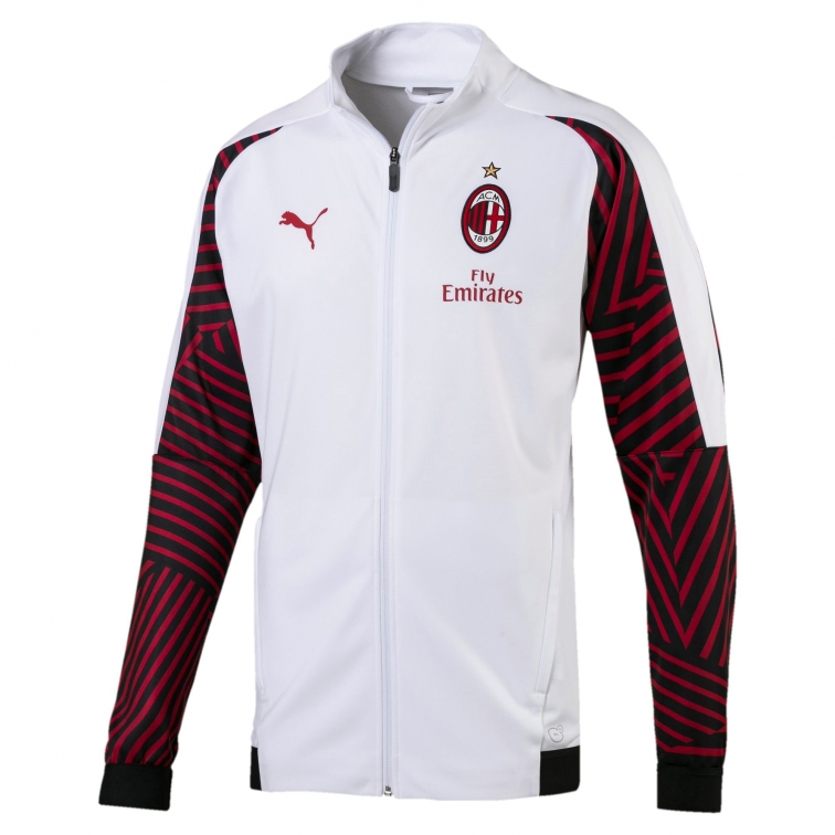 giacca AC Milan ufficiale