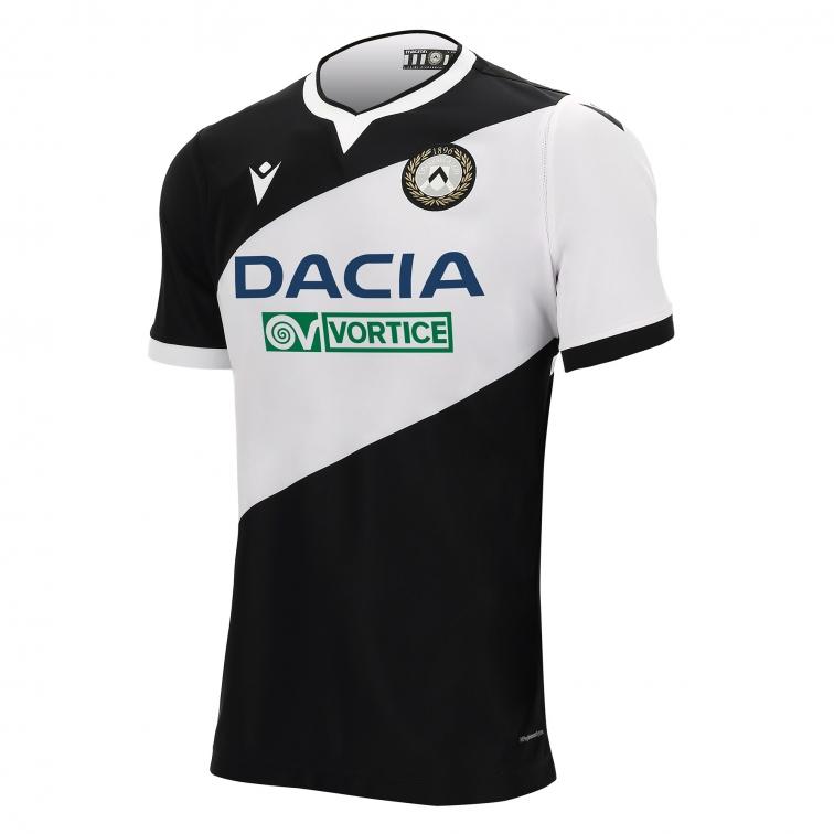 UDINESE MAGLIA AUTENTICA GARA HOME 2020-21
