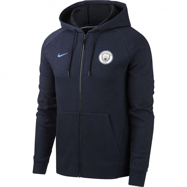 felpa calcio Manchester City 2018