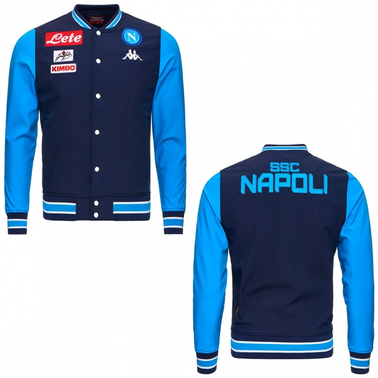 giacca Napoli gara