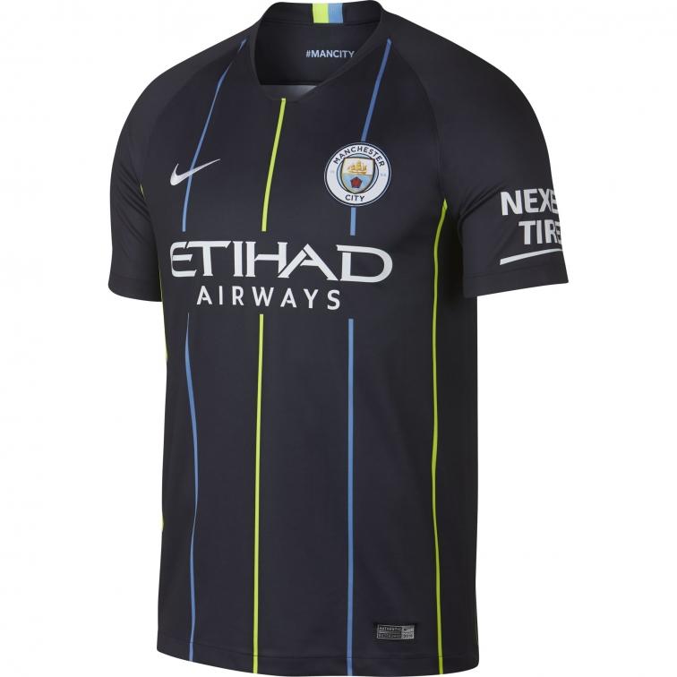 Maglia Home Manchester City Fernandinho