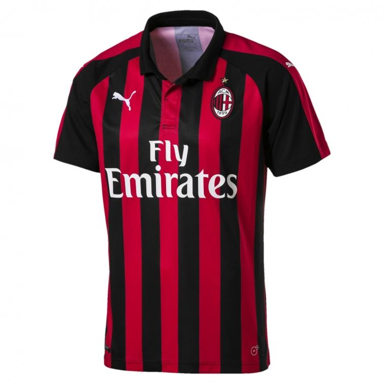 Maglia Home AC Milan Bambino