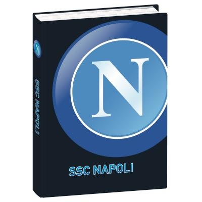 SSC NAPOLI DIARIO SCOLASTICO BLU 2019-20