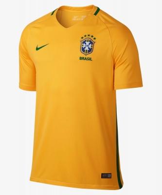BRASILE MAGLIA UFFICIALE 2016-18