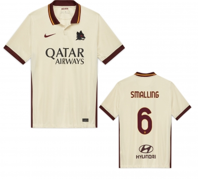 AS ROMA MAGLIA AWAY SMALLING 2020-21