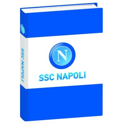 SSC NAPOLI DIARIO SCOLASTICO BIANCO-AZZURRO 2019-20