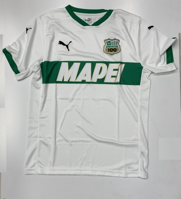 SASSUOLO MAGLIA AWAY BIANCA 2020-21