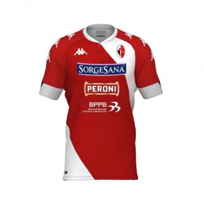 BARI FC MAGLIA AWAY ROSSA 2020-21