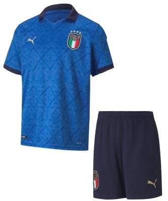 ITALIA FIGC COMPLETO BAMBINO HOME 2020-21