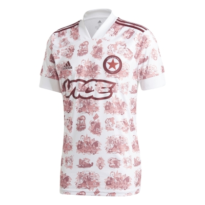 RED STAR FC MAGLIA AWAY 2020-21