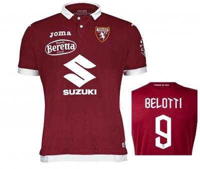 FC TORINO MAGLIA BELOTTI AUTENTICA GARA 2019-20