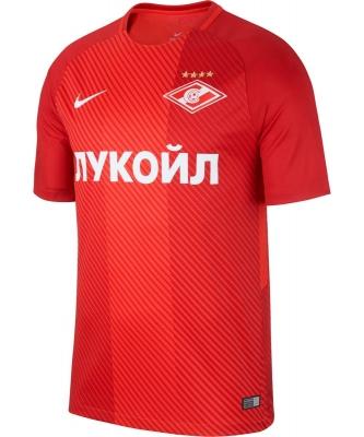 SPARTAK MOSCA MAGLIA HOME 2017-18