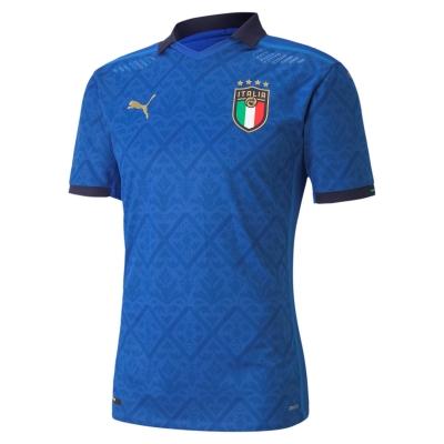 ITALIA FIGC MAGLIA AUTENTICA HOME 2020-21