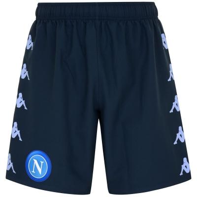SSC NAPOLI PANTALONCINI 3RD BLU 2020-21
