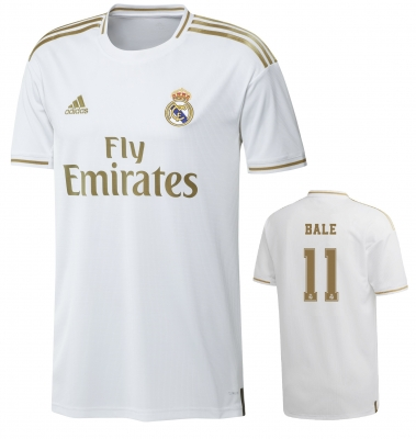 REAL MADRID MAGLIA BALE HOME 2019-20