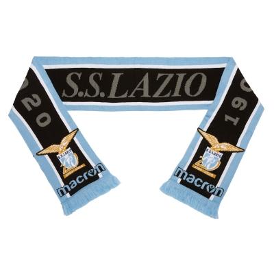 SS LAZIO SCIARPA 120 ANNI