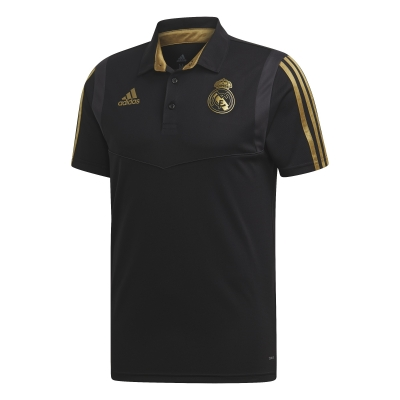 REAL MADRID POLO NERA 2019-20