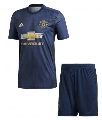 MANCHESTER UNITED COMPLETO BAMBINO 3RD 2018-19