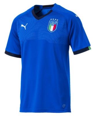 ITALIA FIGC MAGLIA BAMBINO HOME 2017-19