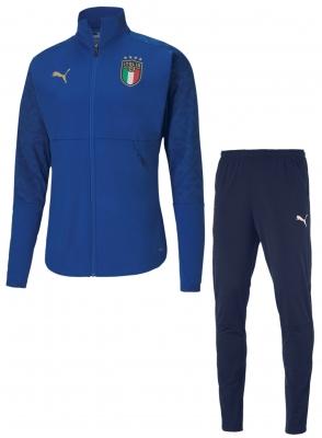 ITALIA FIGC TUTA PRESENTAZIONE AZZURRA 2020-21