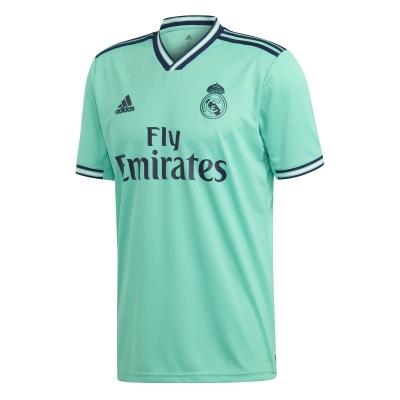 REAL MADRID MAGLIA 3RD VERDE 2019-20