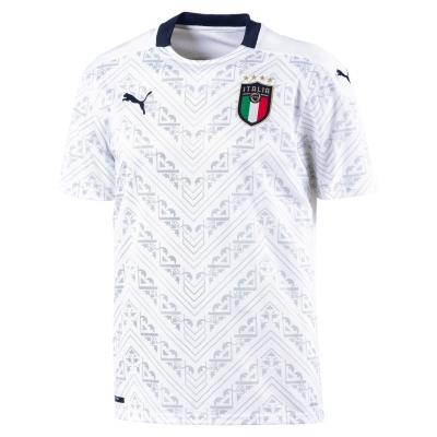 ITALIA FIGC MAGLIA BAMBINO AWAY 2019-21