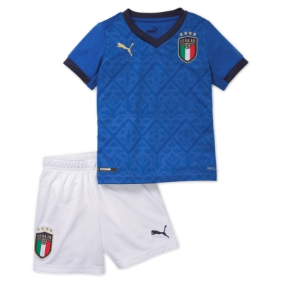 ITALIA FIGC COMPLETO BAMBINO 2-6 anni 2020-21