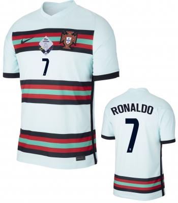 PORTOGALLO MAGLIA RONALDO AWAY 2020-21