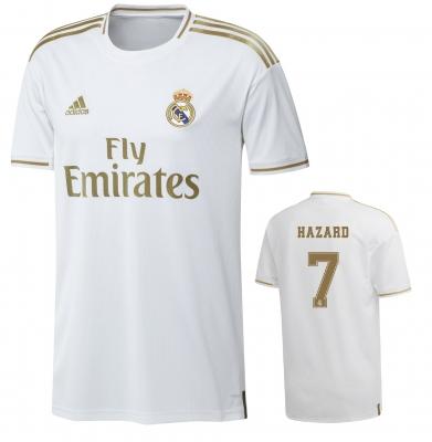 REAL MADRID MAGLIA HAZARD 2019-20