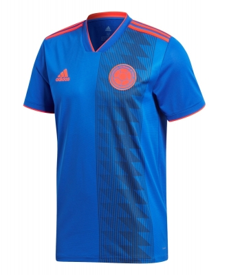 COLOMBIA MAGLIA AWAY 2017-19