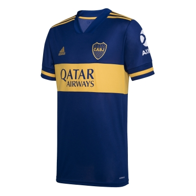 BOCA JUNIORS ADIDAS HOME SHIRT 2020-21