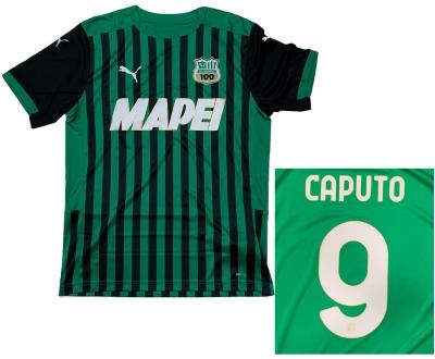 SASSUOLO MAGLIA CAPUTO HOME 2020-21
